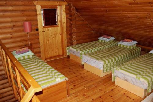 Aegviidu puhebaasi magamistuba