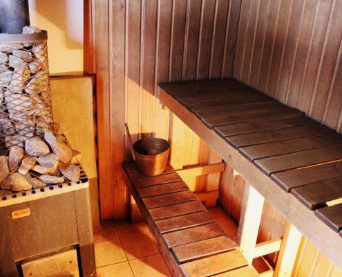 Aegviidu puhkebaasi saun