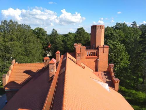 Jäneda mõisa katused