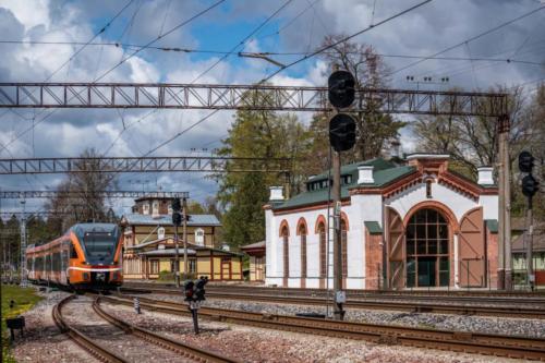Tervisedepoo ja rong
