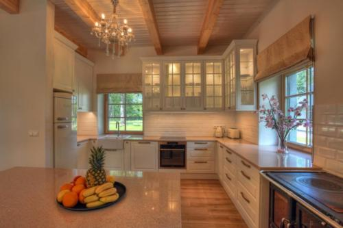 Villa Pillapalu köök