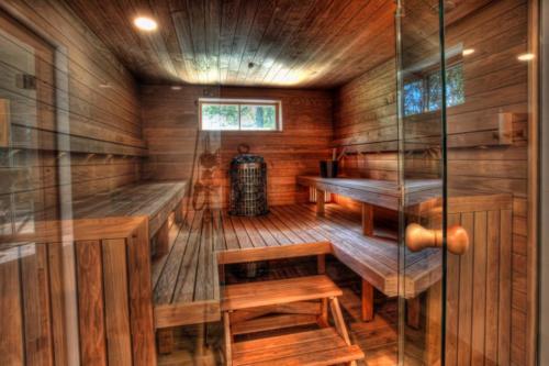 Villa Pillapalu saun